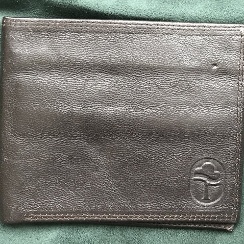 Irish Leather Wallet