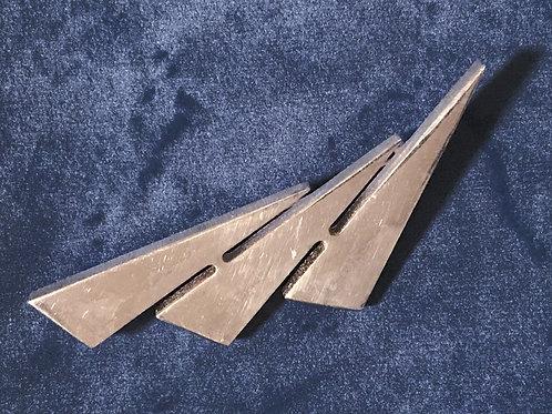 Newbridge Chunky Silver Pin