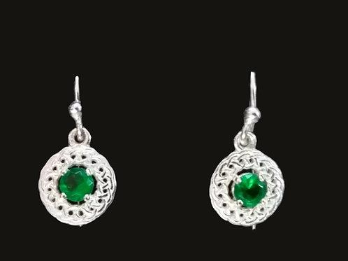 Celtic Chrystal Earrings