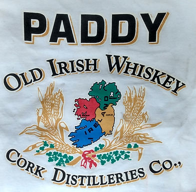 Paddy Old Irish Whiskey T-Shirt