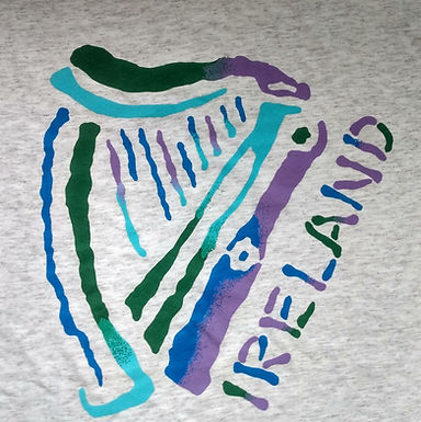 Ireland Harp T-Shirt