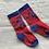 Thumbnail: Celtic Hands Toddler Socks