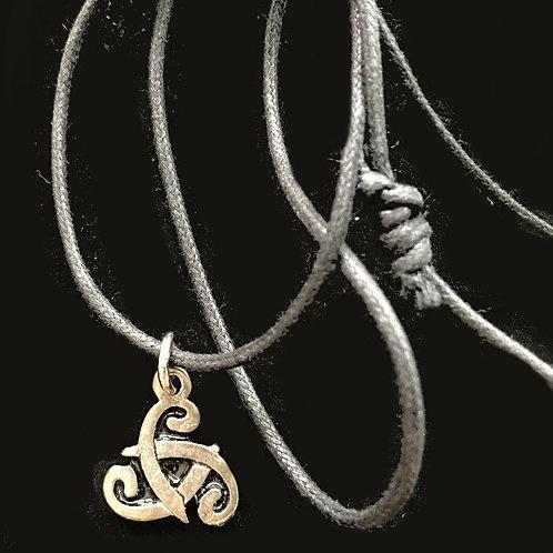 Celtic Triskele Pendant