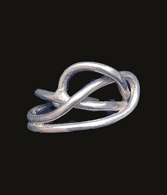 Barry Doyle Design Sterling Silver Wave Ring