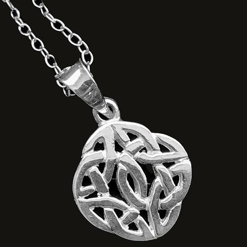 Celtic Circle Knot Pendant