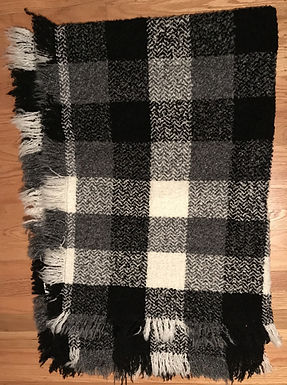 Branigan Weavers of Ireland Wool Throw