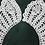 Thumbnail: Scottish Thistle Crochet Collar
