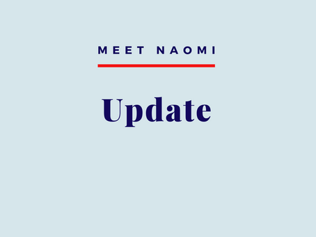 Naomi joins the Sault Ste. Marie Chamber of Commerce and more!