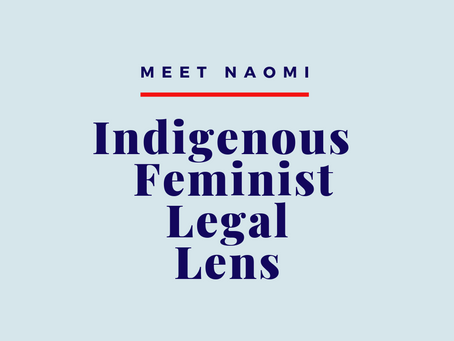 An Indigenous Feminist Legal Approach to the Federal Carbon Tax Appeals