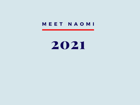 Looking Forward: 2021