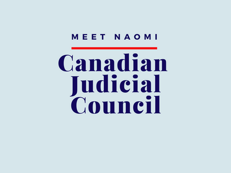 Ethical Principles for Judges