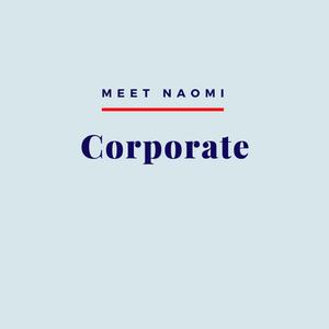 Naomi's corporate practice.