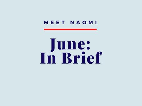 June 2019: In Brief