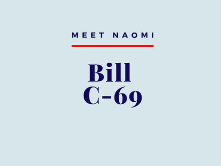 Bill C-69