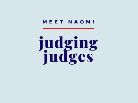 Judging Judges: Thoughts