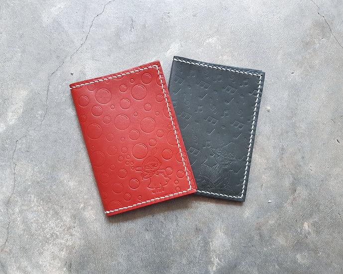 MOOMIN x 港產皮革|護照套
