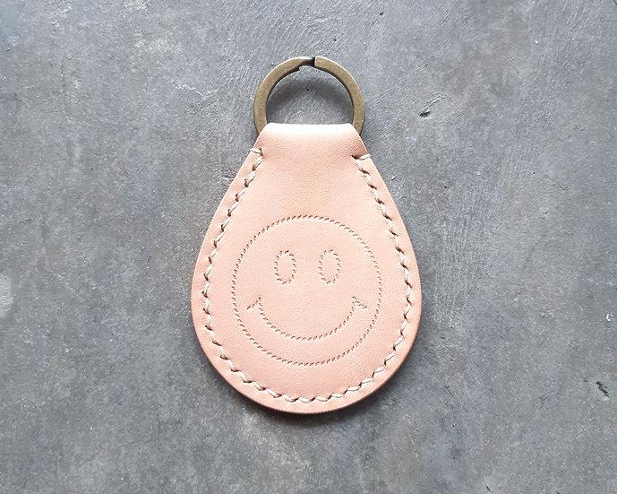SMILE FACE 水滴鎖匙扣|成品製造
