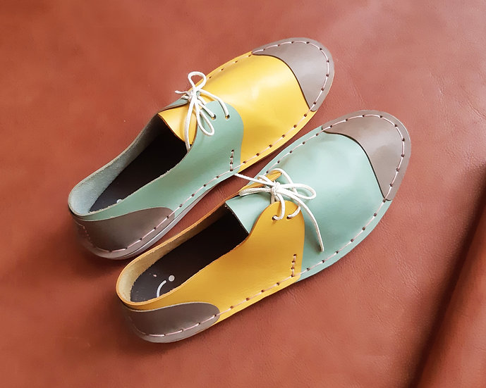 【皮革工作坊】Loper 皮鞋