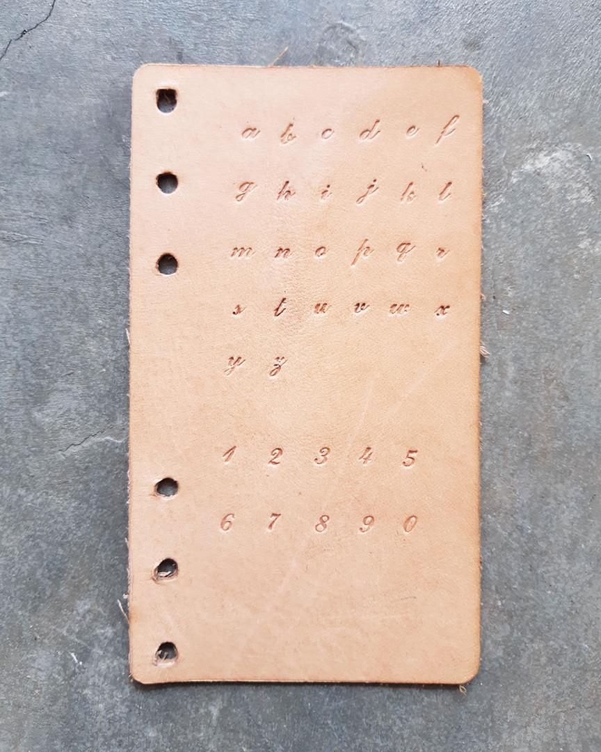手壓字款A