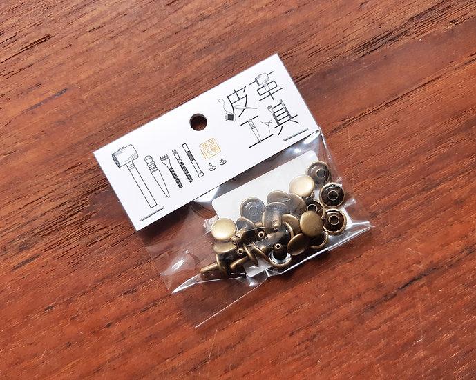 9mm 撞釘 (青古銅)