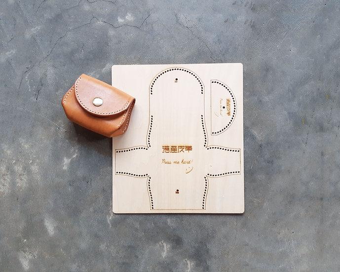 【包剪揼】散紙包|木板紙樣