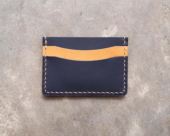【好好縫】拼色4+1咭片套|皮革D.I.Y材料包