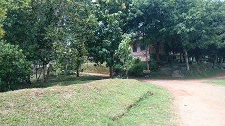Susithodaya entrance