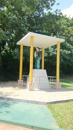 St. Vincent De Paul Statue