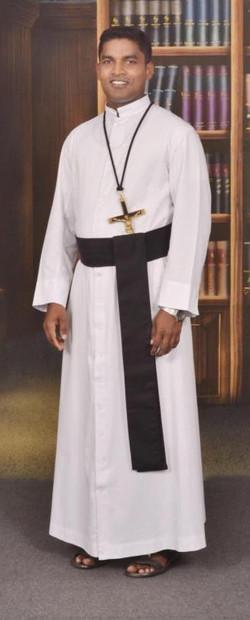 Rev. Fr. Sameera Damith Fonseka