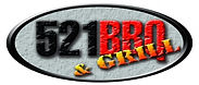 521 BBQ logo North Carolina South Carolina