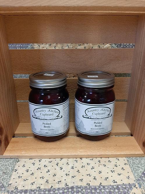 Pickled Beets - Kountry Kitchen Cupboard (500ml)