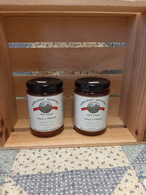Chili Sauce - Harvest Goodies (375ml)