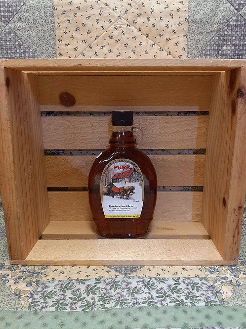Local Maple Syrup (375ml) - Richardsons Farm