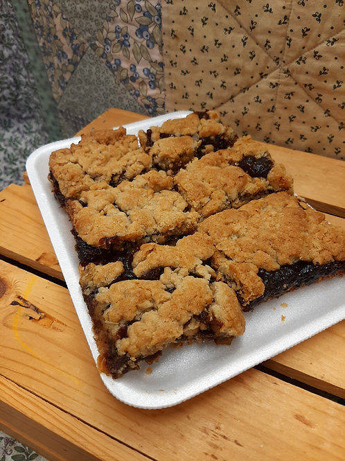 Date Squares (6 pack)
