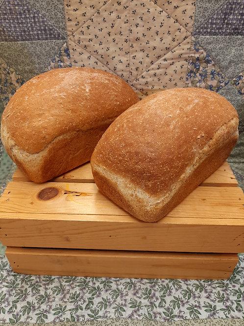 Bread (White, Pilgrim or Whole Wheat)