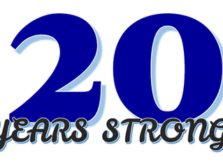 A Very Good Year:  20th Anniversary Highlights