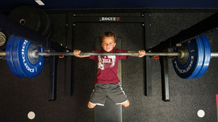 Should Kids Lift Weights?