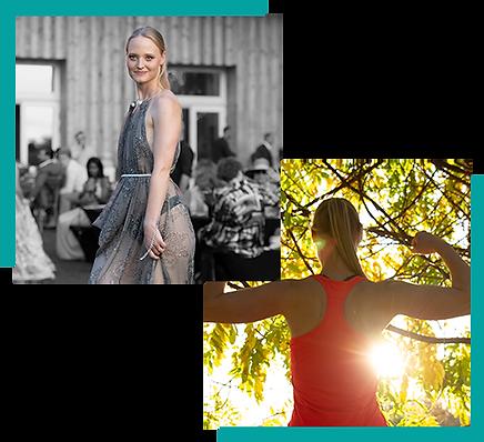 Melanie Cypko - Personal Trainer + Model + Power Mom