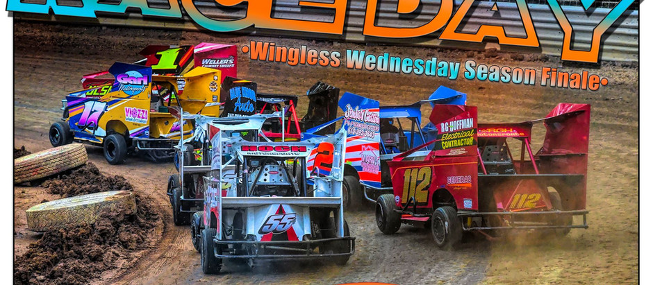 Final Wingless Wednesday event of 2019 is tonight!