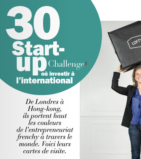 Kuarix selected by challenges out of over 100 startups.