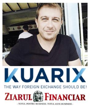 Our COO Paul Opra - featured in the leading Romanian financial newspaper, Ziarul Financiar.