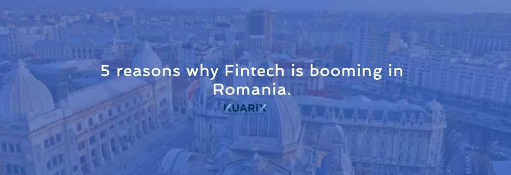 5 reasons why fintech is booming in Romania