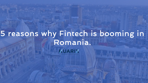 5 reasons why fintech is booming in Romania.
