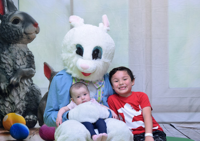 Easter Egg Hunt Event 2019