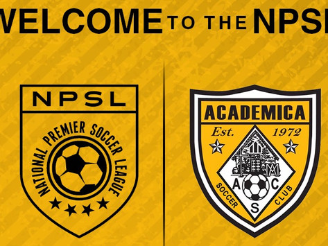 Academica SC Joins Golden Gate Conference