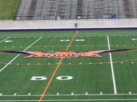 Gold to scrimmage Cosumnes River College