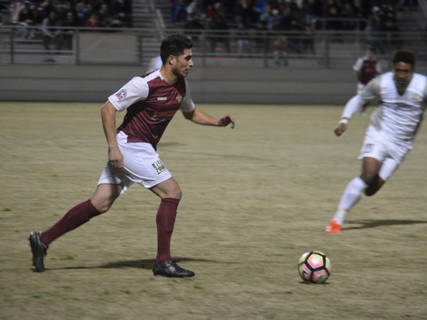 Gold falls to Republic FC in friendly