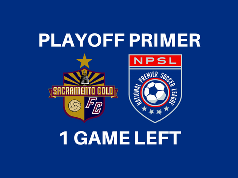 Playoff Primer: 1 Game Left