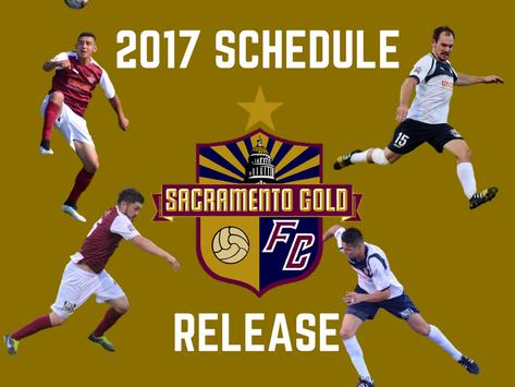 2017 NPSL schedule released