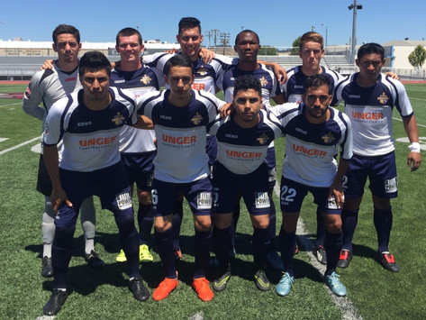 Gold Hands Aguiluchos First Loss